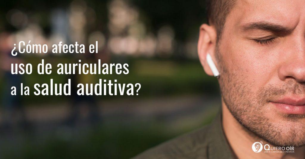 Auriculares y sordera